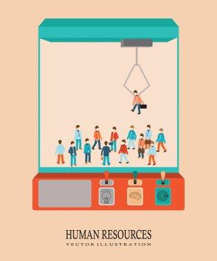 Human resources.
