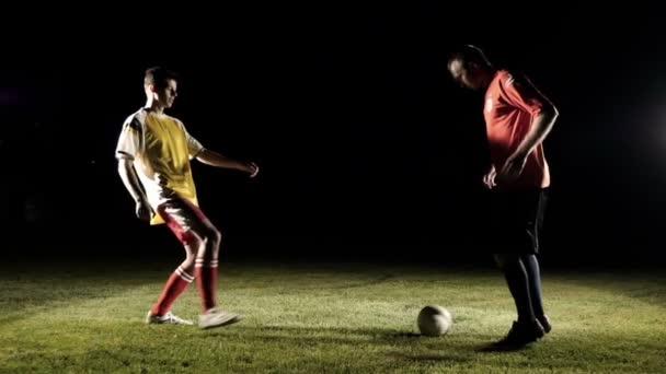Egy edzésen a játékosok Lassított lejátszás