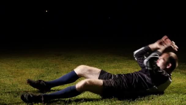 Férfi labdarúgó képzés