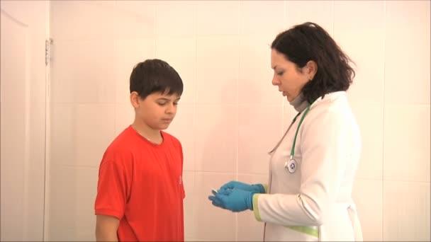 Pediatr vidí ústy dospívající