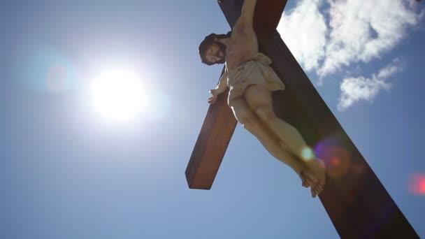 Jézus Krisztus keresztre feszítették