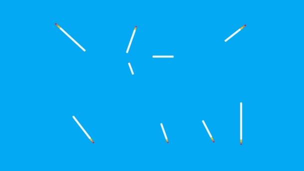 Pixmac pohybu efekt. Animace textu. Prodej a sleva téma. Kreativní grafika typografický Design
