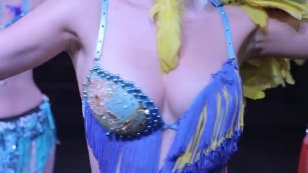 Weibliche Brüste-Nahaufnahme