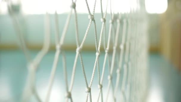 Volejbalové sítě detail.