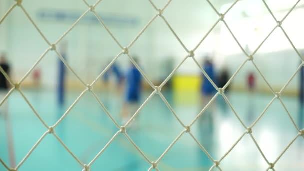 Volejbalové sítě up-Close-up-2.