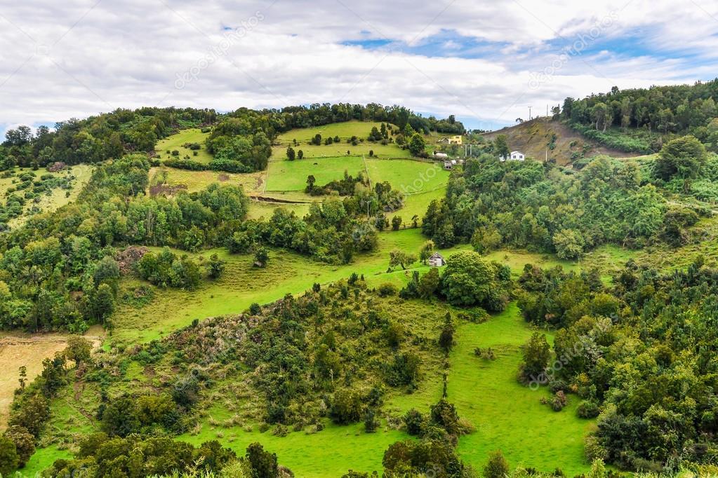 Fotos Paisajes Rurales De Chile Paisaje Rural Isla De Chiloé