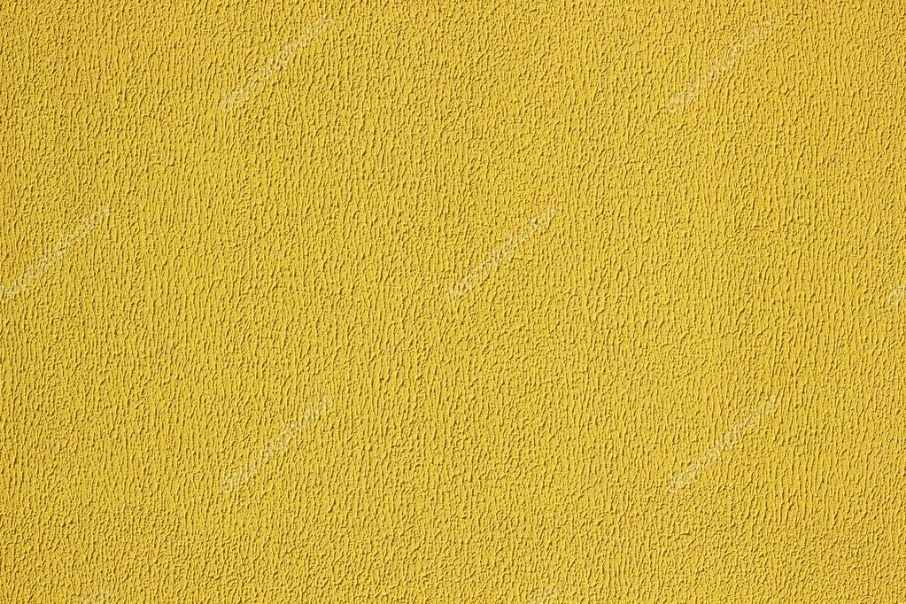 Plaster Texture Wall. Exterior Stucco. Yellow U2014 Photo By Olamiabo