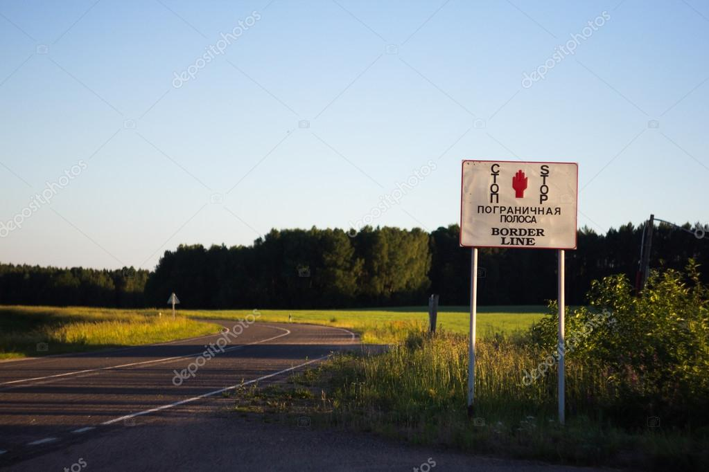 Border zone A