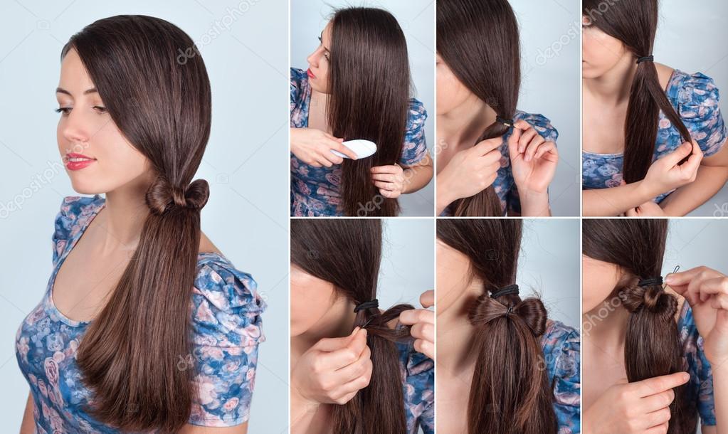Tinta capelli lunghi tutorial