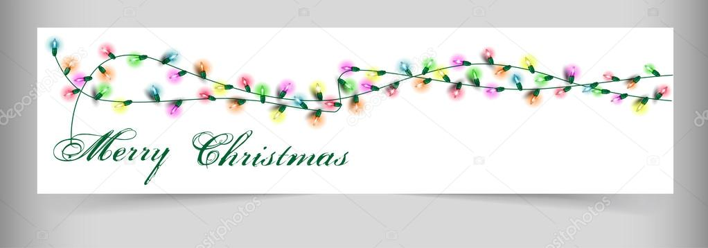 Template New Year\'s greetings. Christmas. Template. — Stock Vector ...