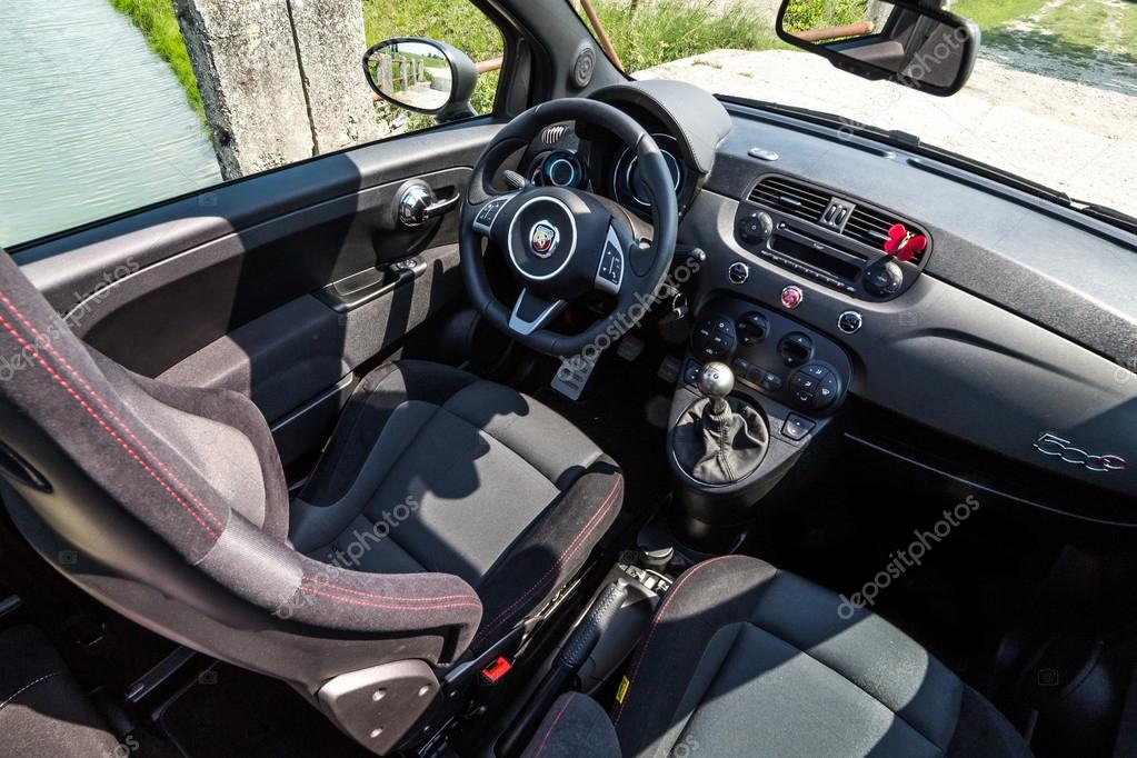 Abarth 595 Competizione Cabrio – Stock Editorial Photo © bluebe