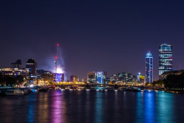 View from Thames