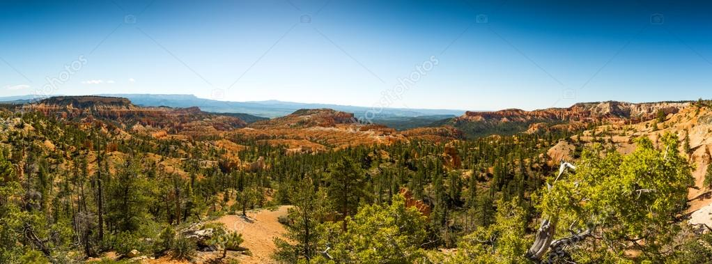 Bryce Canyon Extreme Panorama
