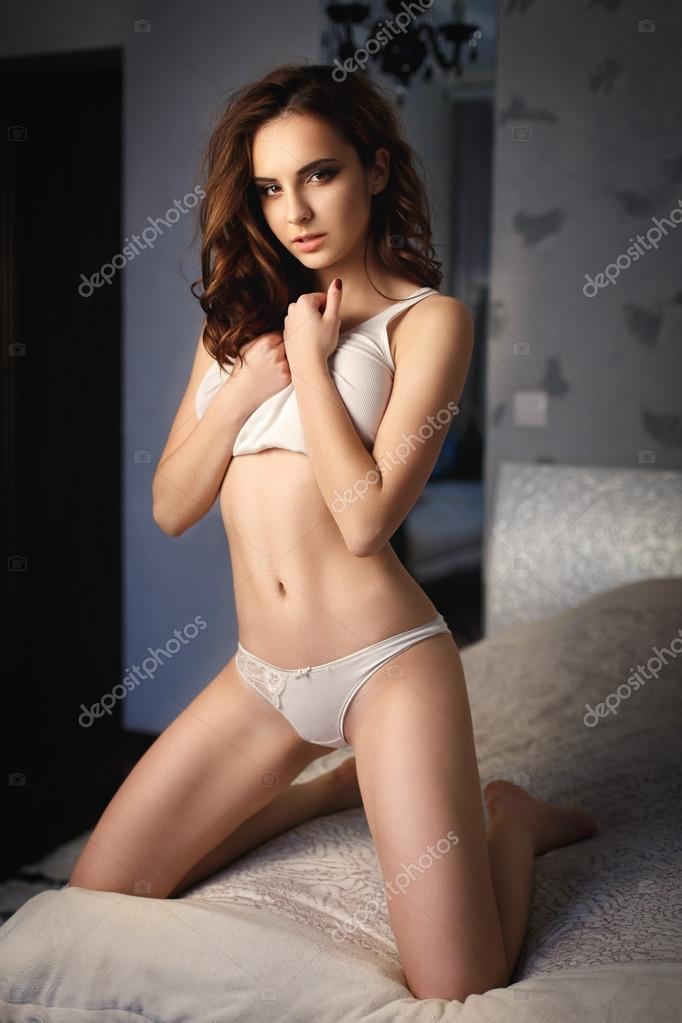 Sexy Whjite Panties Pictures