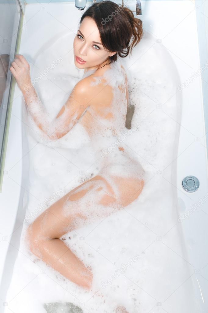 You were Nude girl bath tub many thanks