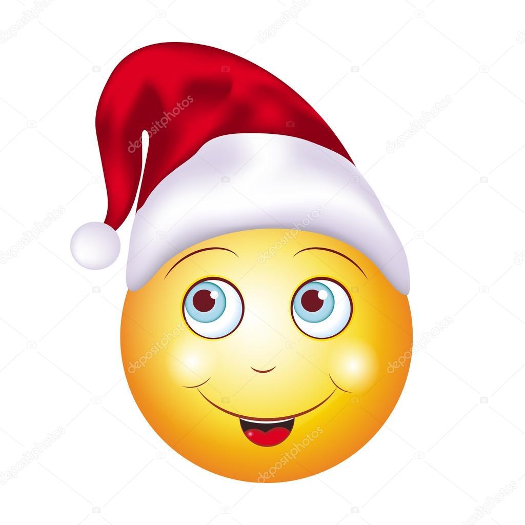 Smiley Santa Claus — Stock Vector © Astakhov_design #90152502