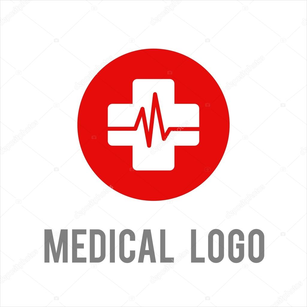 medical health hospital logo stock vector prili 95090290