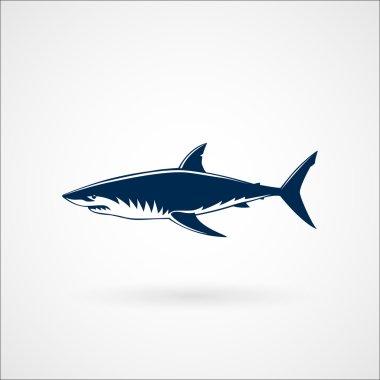 Great white shark sign