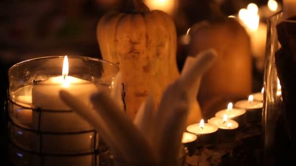 Dovolená dýně Halloween