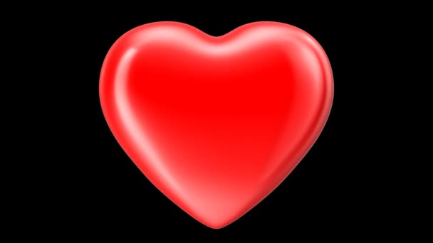 Tlukot srdce. s alfa, loopable
