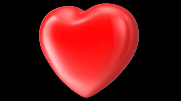 Tlukot srdce. s alfa, smyčce