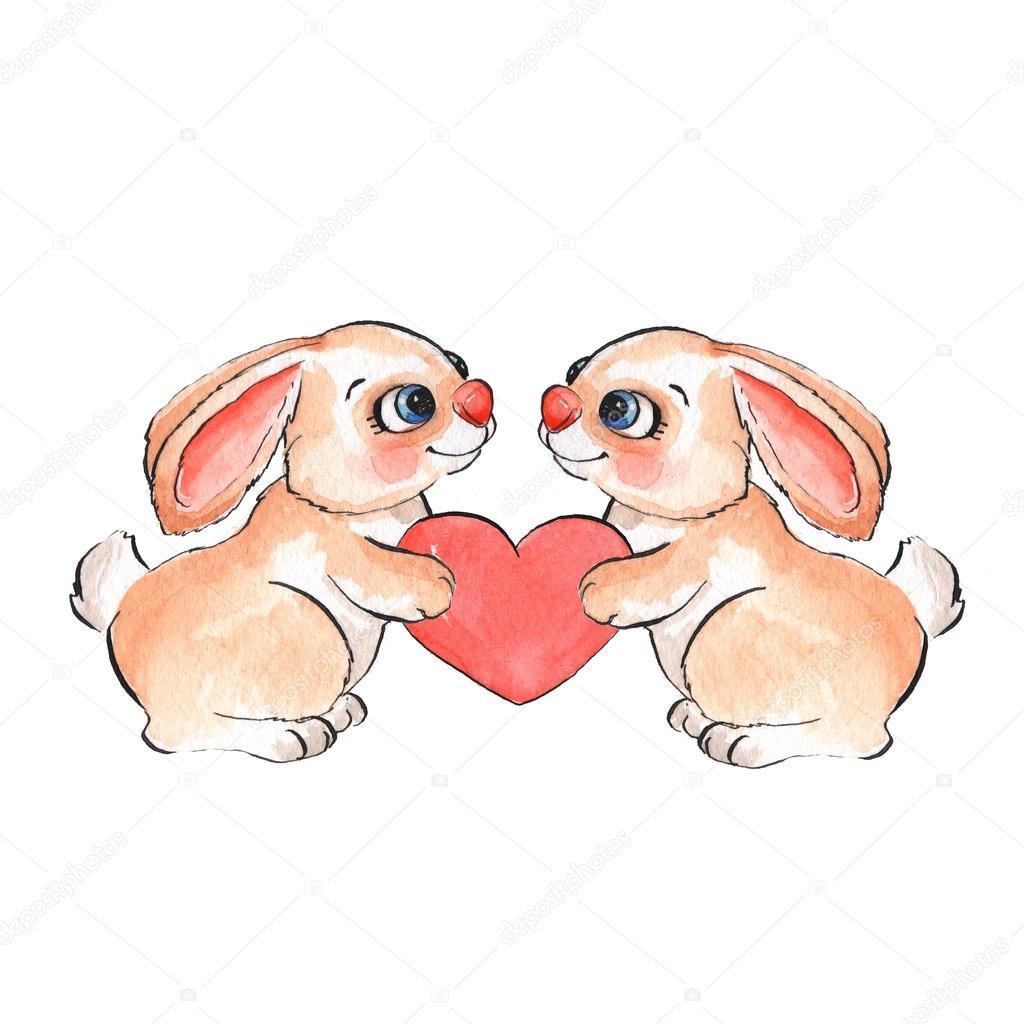 ᐈ Conejo Imagenes De Stock Dibujos Conejos Animados Descargar En
