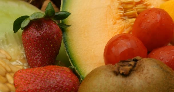 Fruits fresh food natural agriculture crops