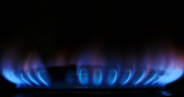 Gasbrenner mit fossilen Brennstoffen