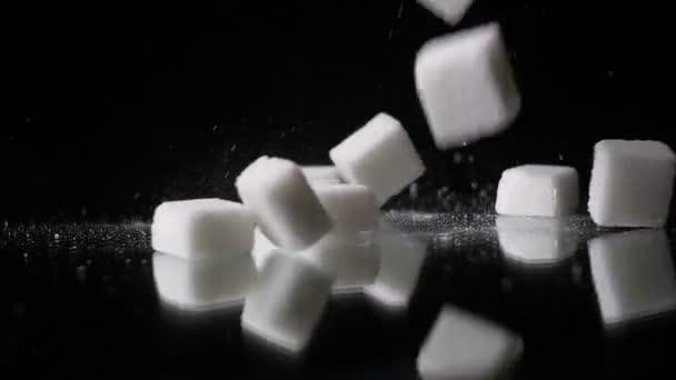cukrové třtiny kostky