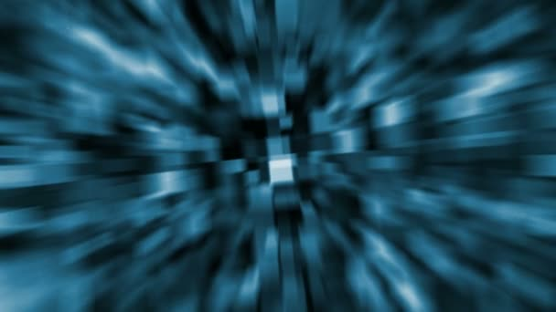 Blue Abstract Video Background Animation VJ DJ