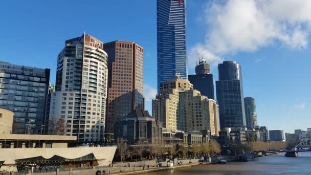 Melbourne City in Australia