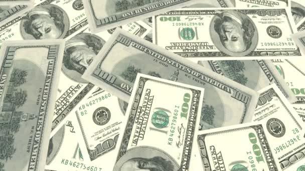 Amerikai Egyesült Államok 100 dollár bill bankjegy zöld pénz