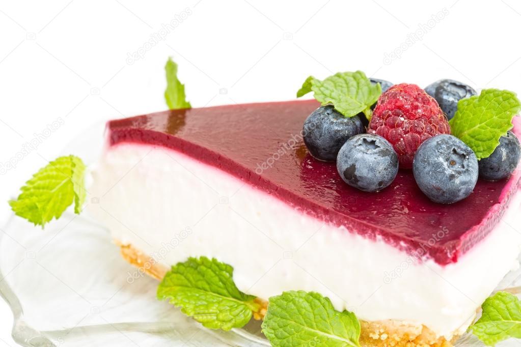 kaesekuchen mit wuerstchen, käsekuchen mit früchten — stockfoto © teodorad #87790410, Design ideen