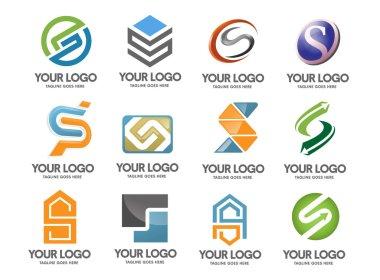 letter s logo company