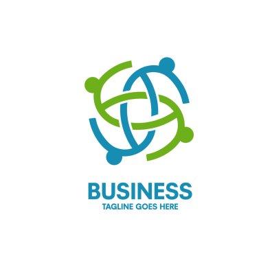 social community people Logo