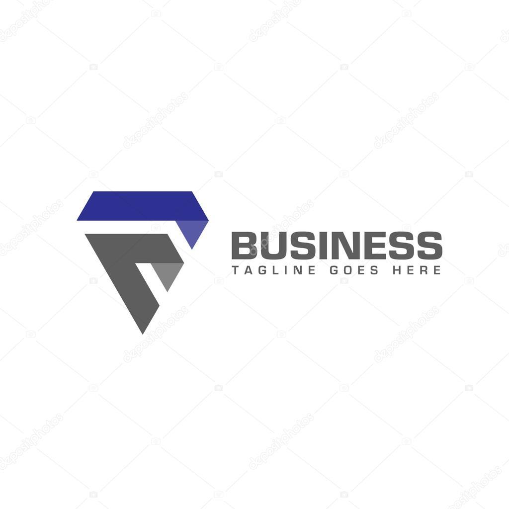48205f3fb Elegant and modern letter f logo sport