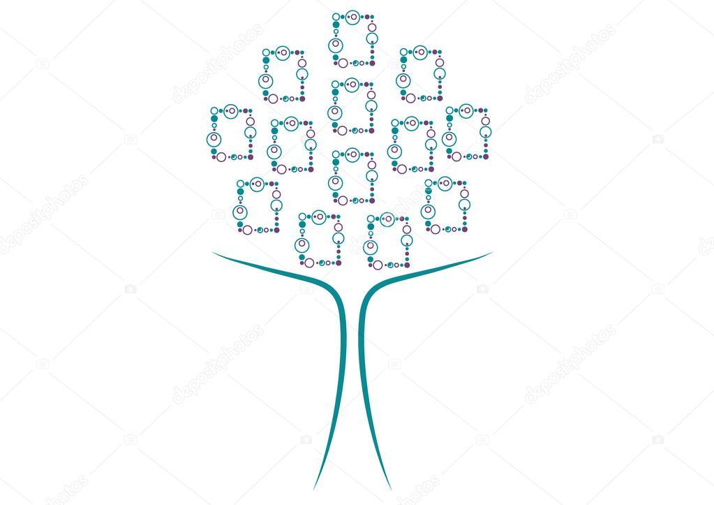Imágenes Arbol Genealogico Para Imprimir A Color Diseño De árbol