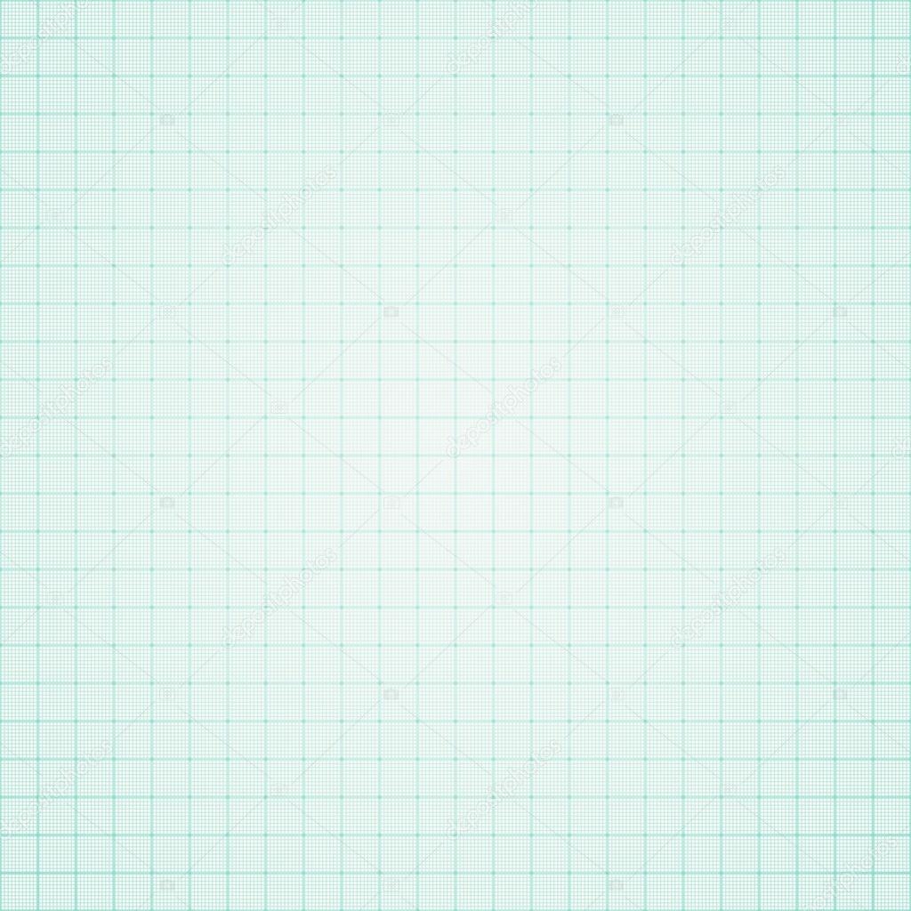 Fond De Vecteur De Papier Millimétré Image Vectorielle