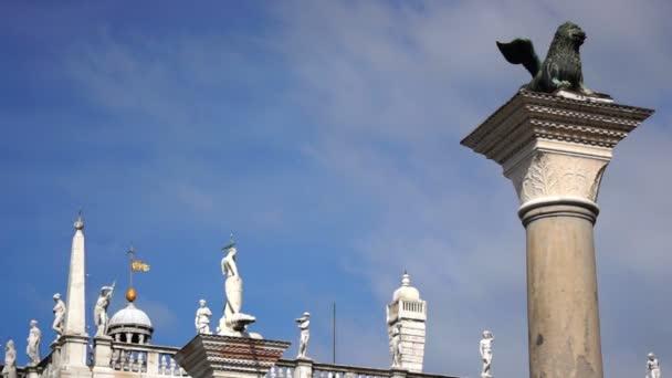 Néhány látnivalók Velence város az olaszországi, a San Marco tér
