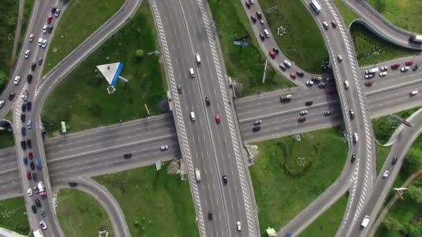 Highway At City