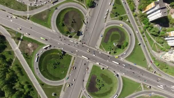 Dálniční městské silniční provoz