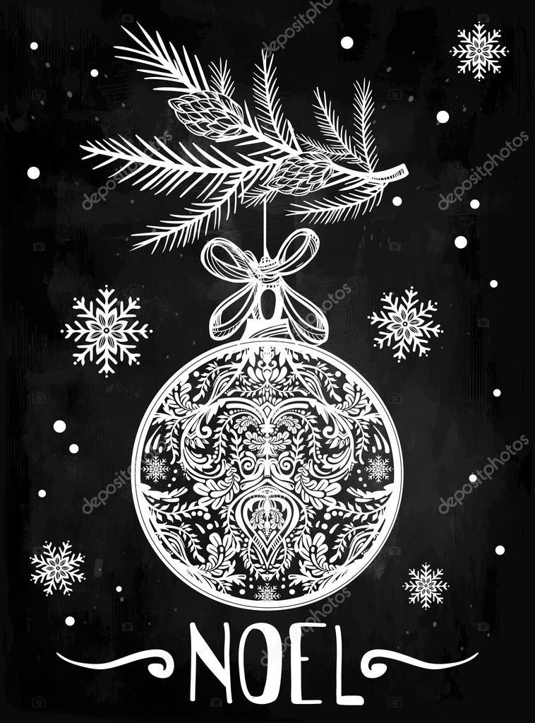 Ormate christmas greeting card stok vektr katja87 87165050 ormate christmas greeting card stok vektr m4hsunfo