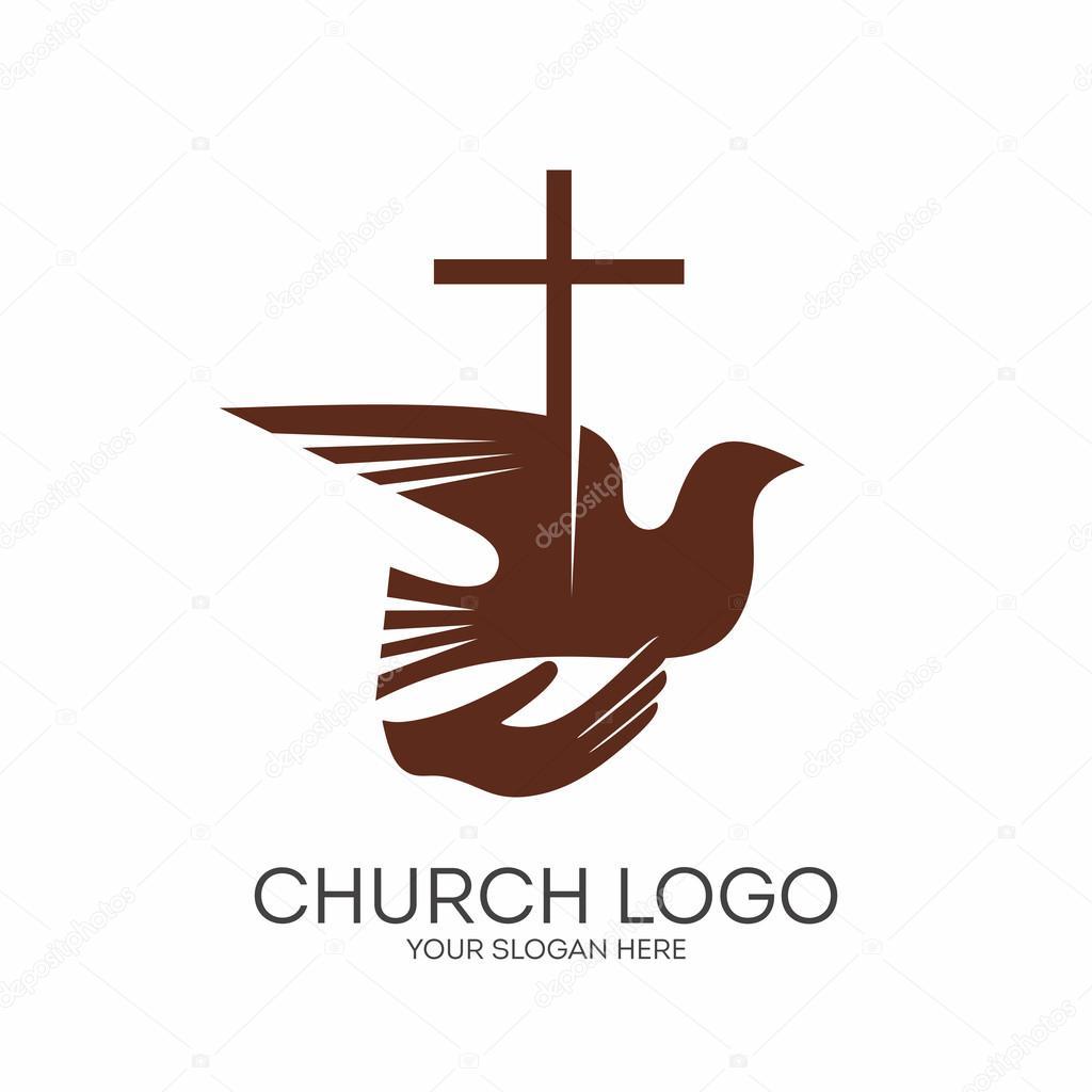 Imágenes Figuras Del Espiritu Santo Logotipo De La Iglesia