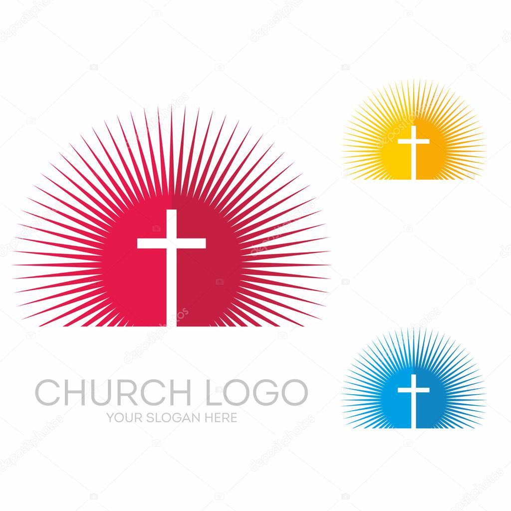 Church logo christian symbols the greatness and the glory of jesus church logo christian symbols the greatness and the glory of jesus christ stock buycottarizona Image collections
