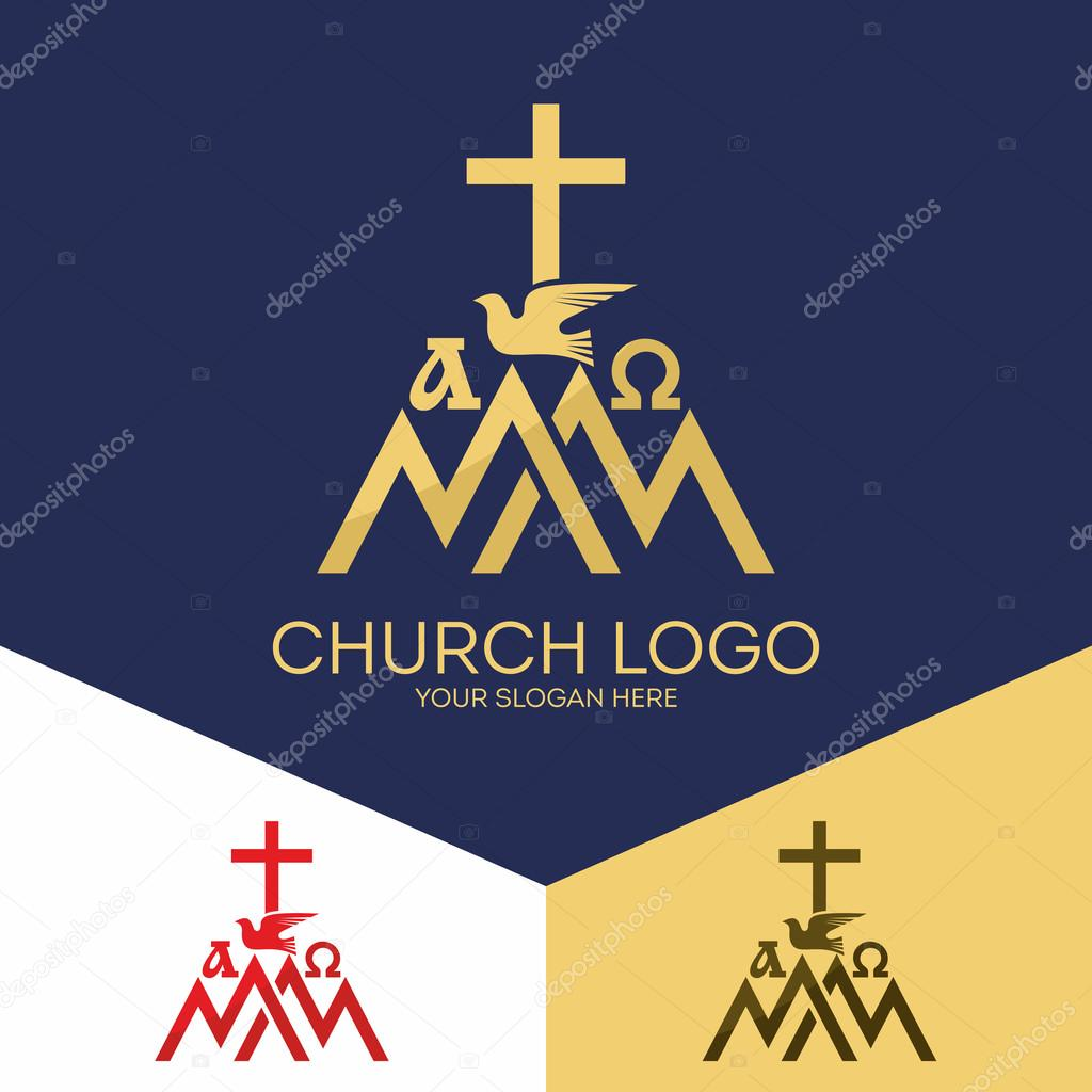 Church logo christian symbols mount zion the alpha and omega church logo christian symbols mount zion the alpha and omega the cross buycottarizona