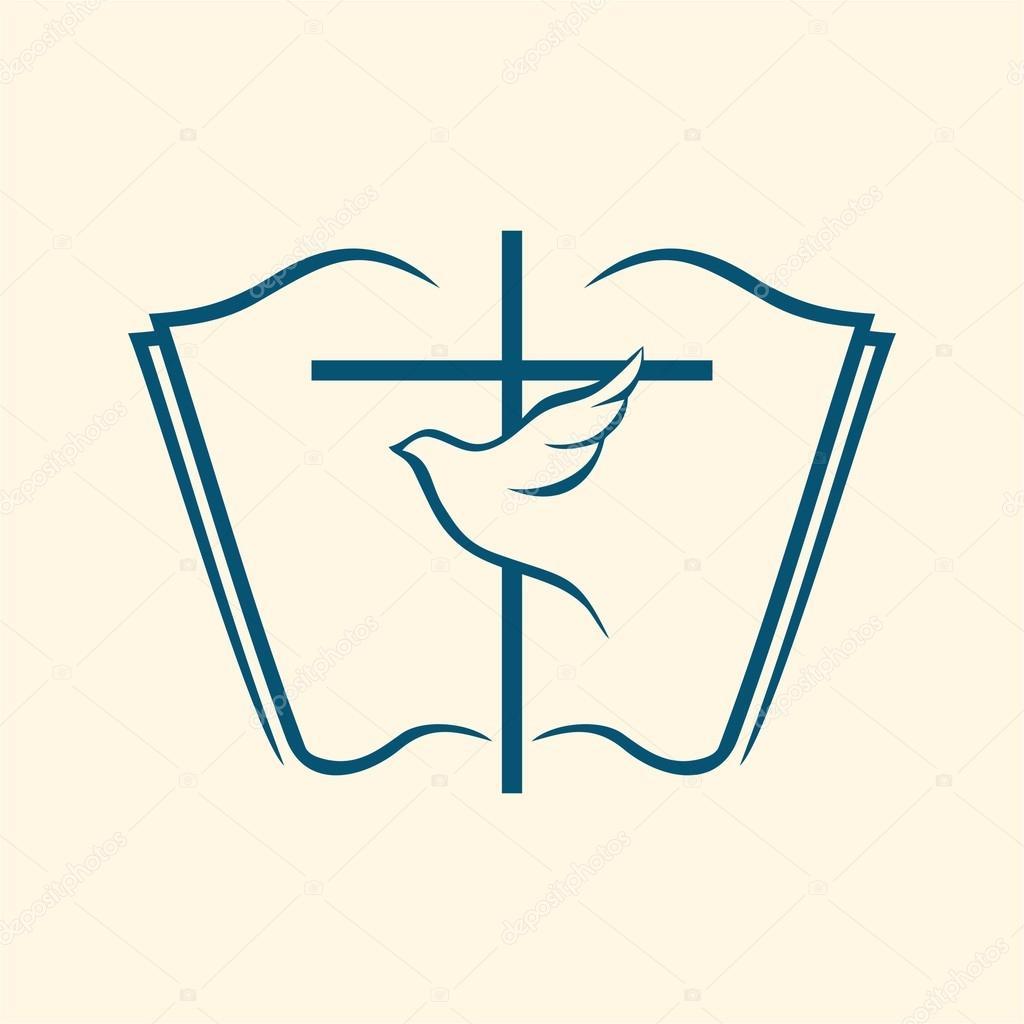 holy spirit  cross  dove  bible stock vector  u00a9 biblebox 85790828 open bible clip art free open bible clip art pinterest