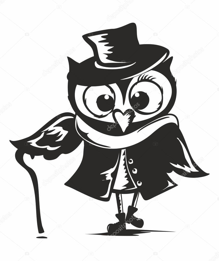 Owl Sherlock