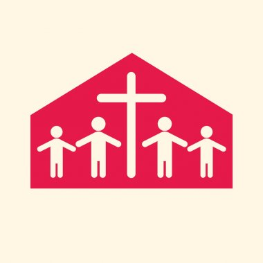 Church family icon