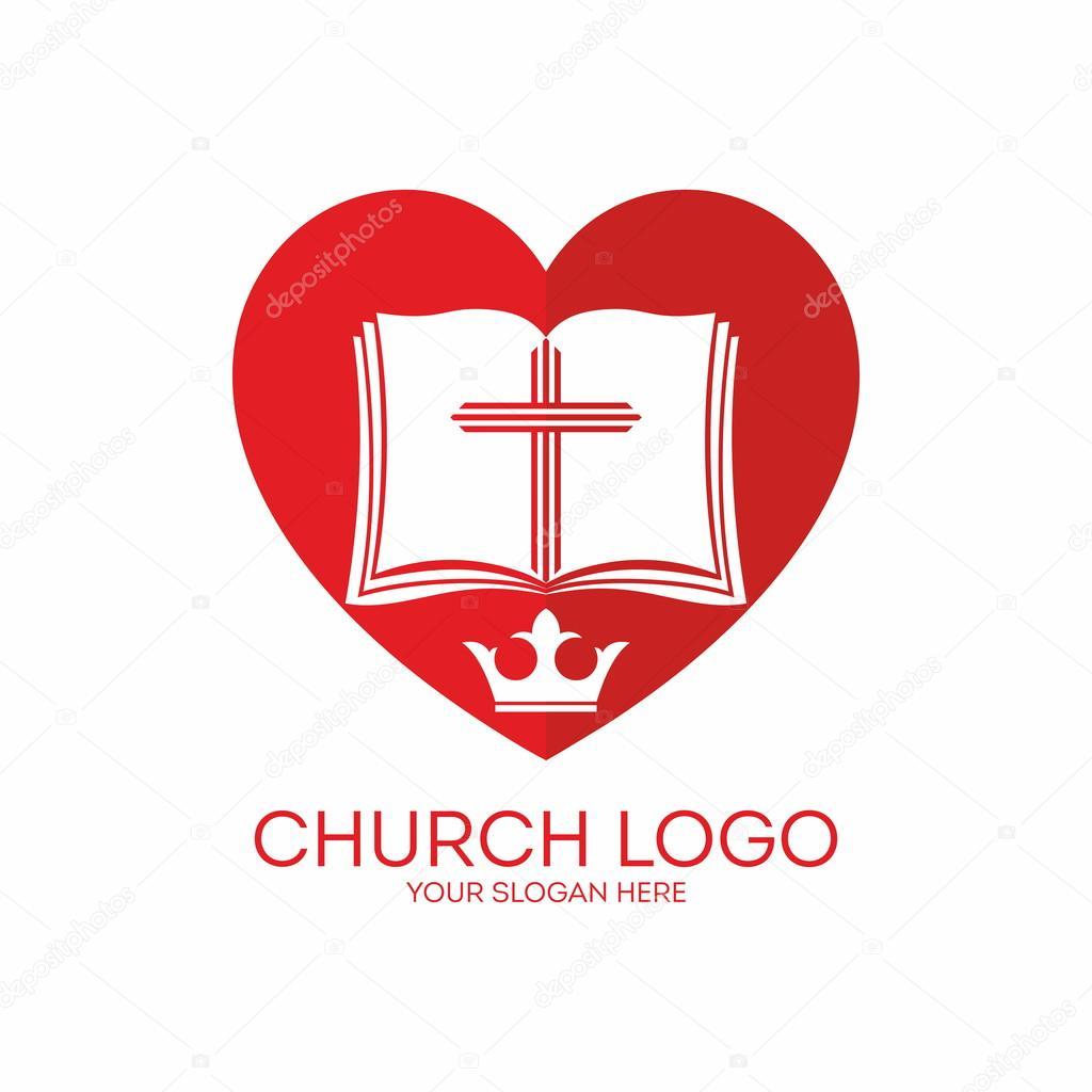 Logo Avec Une Couronne Rouge - Gamboahinestrosa
