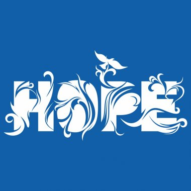 Hope, dove, Holy Spirit